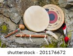 Native American Frame Drums An...