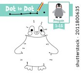dot to dot educational game and ... | Shutterstock .eps vector #2011800635