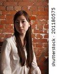 asian woman | Shutterstock . vector #201180575