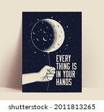 motivation poster or card...   Shutterstock .eps vector #2011813265