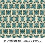 oriental vector damask pattern. ... | Shutterstock .eps vector #2011914932