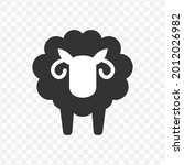 transparent sheep icon png ...