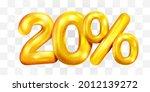 20 percent off. discount... | Shutterstock .eps vector #2012139272