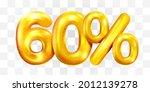60 percent off. discount... | Shutterstock .eps vector #2012139278