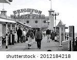 Brighton  East Sussex  England  ...
