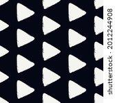 triangle motif minimal... | Shutterstock .eps vector #2012244908