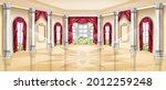luxury palace interior  vector... | Shutterstock .eps vector #2012259248