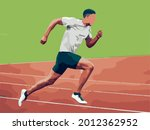 colorful vector illustration of ... | Shutterstock .eps vector #2012362952