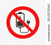 vector illustration of charging ...
