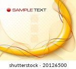 abstract background composition ... | Shutterstock .eps vector #20126500
