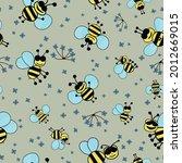 Cute And Fun Bumblebees...