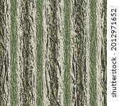 abstract plant stripe seamless... | Shutterstock .eps vector #2012971652
