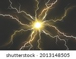 Lightning Flash Light Thunder...