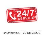 24 7 service open 24 h hours a... | Shutterstock .eps vector #2013198278