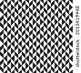 seamless abstract geometric op...   Shutterstock .eps vector #2013419948