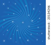 sunburst retro vector   Shutterstock .eps vector #20134246