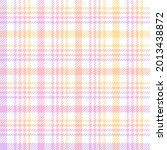 plaid pattern houndstooth for...   Shutterstock .eps vector #2013438872