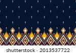 geometric ethnic pattern... | Shutterstock .eps vector #2013537722