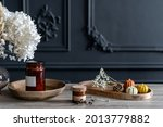 Furniture With Various...