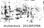 rough black and white texture...   Shutterstock .eps vector #2013892988