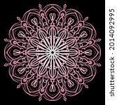 company name mandala nature eps ... | Shutterstock .eps vector #2014092995