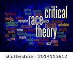 Word Cloud With Critical Race...
