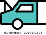 hood with white background.... | Shutterstock .eps vector #2014171925