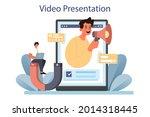 government pr online service or ... | Shutterstock .eps vector #2014318445