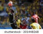 belo horizonte  brazil   june... | Shutterstock . vector #201448268
