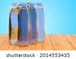 Mineral Water Bottles Package...