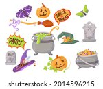 candy  costumes  magical and... | Shutterstock .eps vector #2014596215