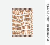 automobile rubber tire shop ... | Shutterstock .eps vector #2014797968