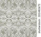seamless background  retro... | Shutterstock .eps vector #201482672
