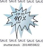 best discount trendy sign price ...   Shutterstock .eps vector #2014853822