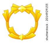gold game frame award  avatar...
