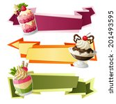 decorative sweets food paper...