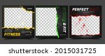 social media post template... | Shutterstock .eps vector #2015031725