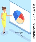 visualize with business... | Shutterstock .eps vector #2015059145