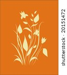 vector illustration of beige... | Shutterstock .eps vector #20151472