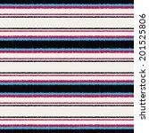 seamless horizontal stripes... | Shutterstock .eps vector #201525806
