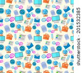 background for freelance and... | Shutterstock . vector #201532385