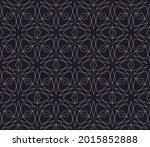 vector seamless geometric...   Shutterstock .eps vector #2015852888
