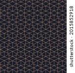 vector seamless geometric... | Shutterstock .eps vector #2015852918