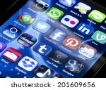 belgrade   june 30  2014... | Shutterstock . vector #201609656