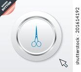 scissors hairdresser closed...