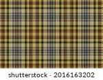seamless pattern of scottish... | Shutterstock .eps vector #2016163202