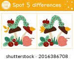 find differences game for... | Shutterstock .eps vector #2016386708