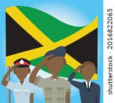 ilustration of jamaican...   Shutterstock .eps vector #2016822065