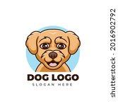 creative cartoon dog pet shop...   Shutterstock .eps vector #2016902792