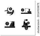 energy glyph icons set. p2x ...   Shutterstock .eps vector #2016933875